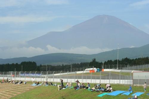 富士山@FSW